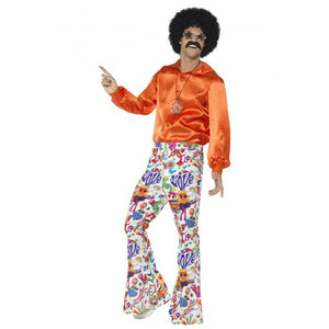 60's Groovy Flared Trousers