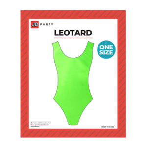 Aerobics Leotard - Green