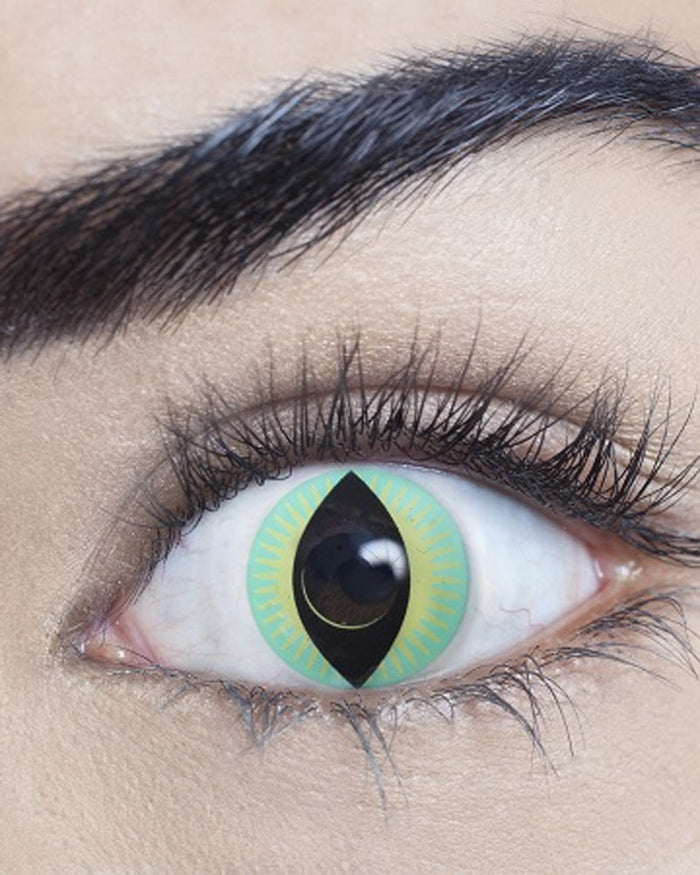 Green Dragon Contact Lenses (1 Day)