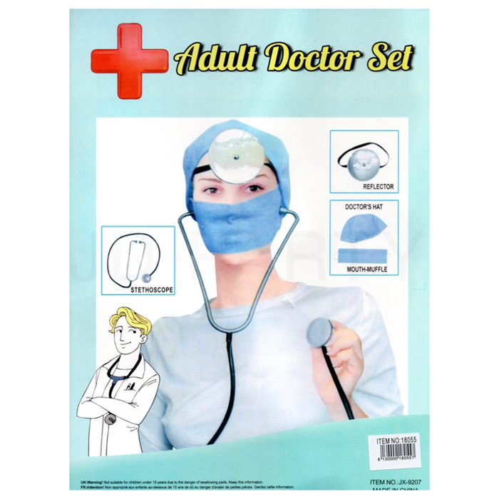 Adult Doctor Kit