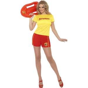 Baywatch Womens Beach Costume