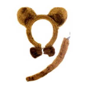 Bear Set - Light Brown