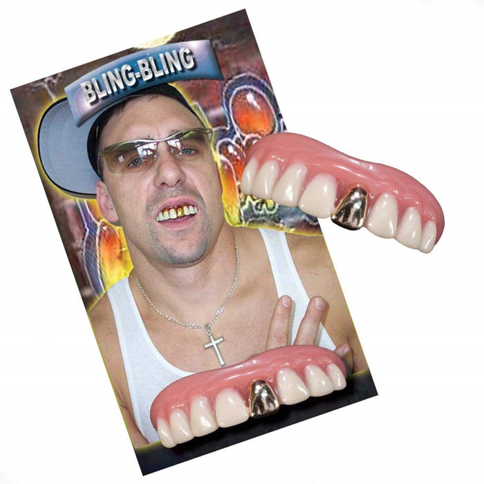 Bling Bling Gold Teeth Billy Bob