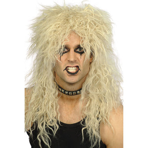 Blonde Hard Rocker Wig
