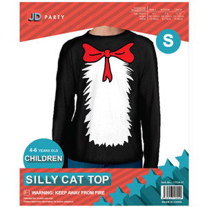 Cat In The Hat Top Child