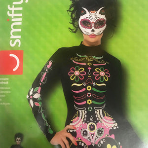 Day Of The Dead Bodysuit