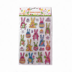 Decorations Easter Stickers