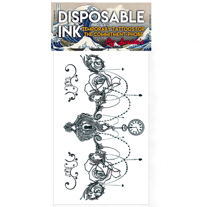 Disposable Ink Dark Alice