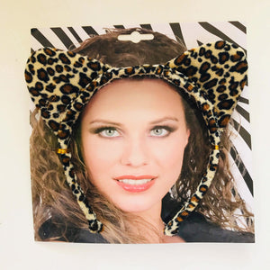 Leopard Cat Ears