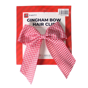 Red Riding Hood Hair Bow