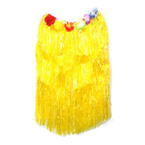 Hawaiian Skirt Yellow