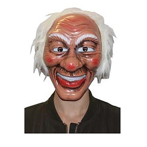 Horror Old Man Mask