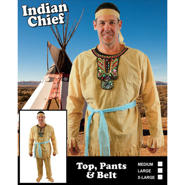 Mens Indian Costumes
