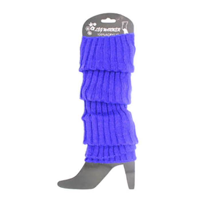 Legwarmers Dark Blue