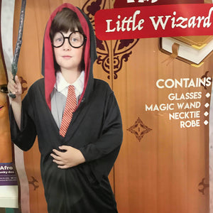 Little Wizard Harry Potter Kids Costume