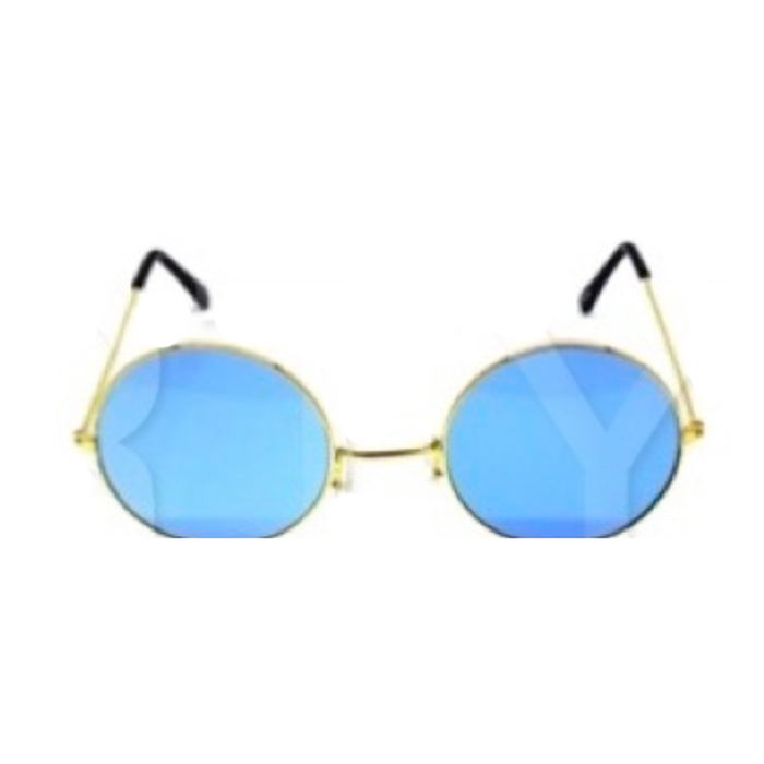 PartyGlasses Hippie Blue