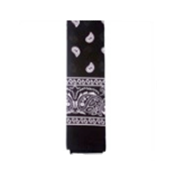Bandana - Pattern Black