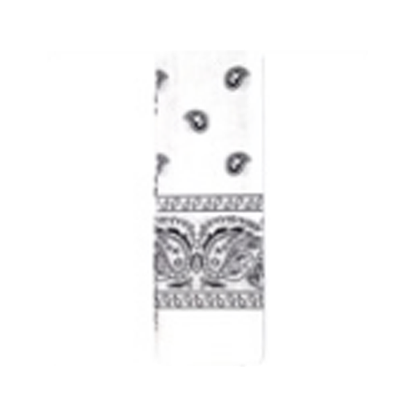 Bandana - Pattern White