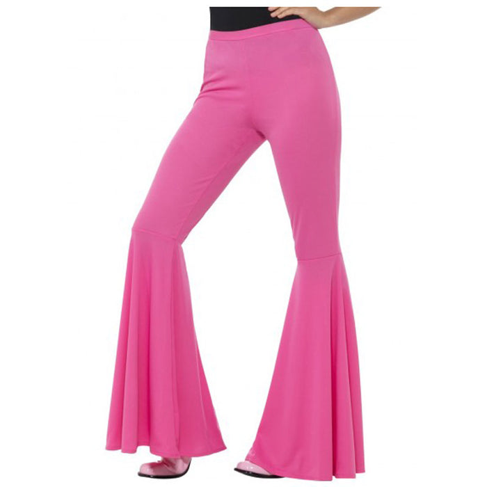Women's Pink Flares