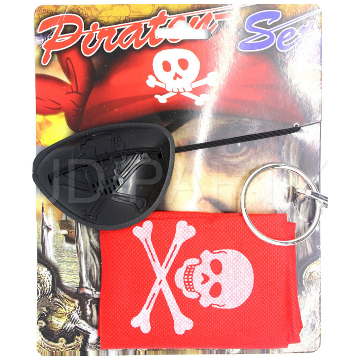Pirate 3 Piece Set