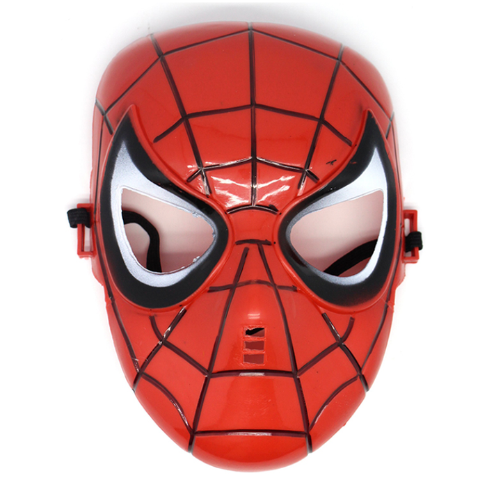 Plastic Spider Mask