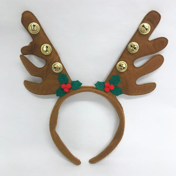 Reindeer Horns Brown