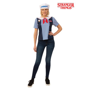 Robin Stranger Things Scoops Ahoy Uniform