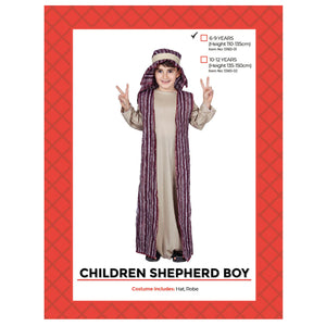 Shepherd Boy Children's Costume