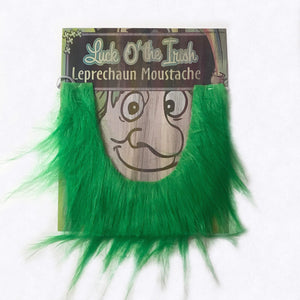 St Patricks Day Leprechaun Moustache