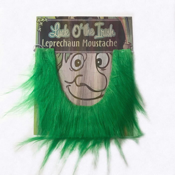St Patricks Day Leprechaun Beard