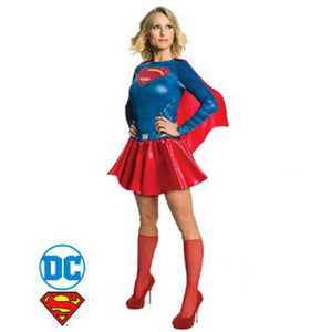 Supergirl Adult Costume