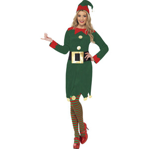 Elf Costume, Deluxe Womens