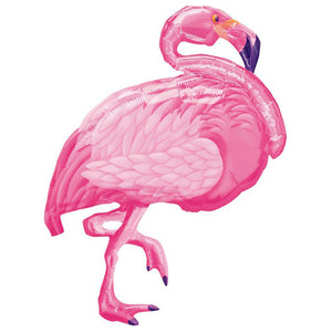 Supershape Flamingo Beach Balloon
