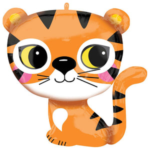 Supershape XL Tiger Balloon