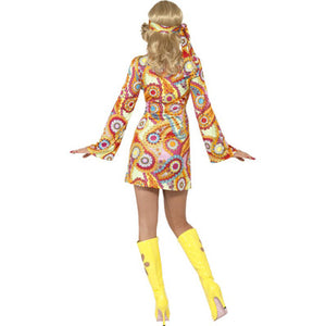 60's Hippie Chick Costume