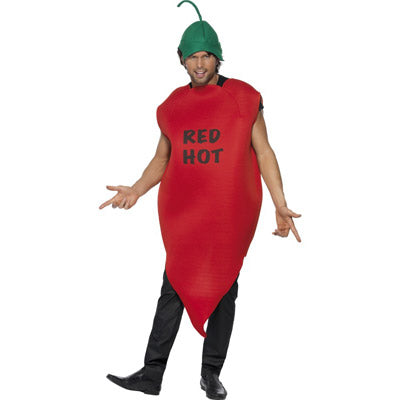 Chilli Pepper Red Hot Costume
