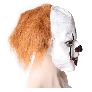 Pennywise Scary Clown Latex Mask