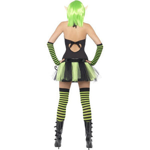 Tainted Garden Wild Ivy Elf Costume Back