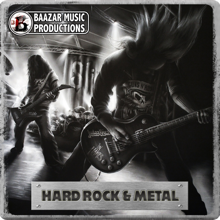 Breakneck - Hard Rock Metal & Industrial