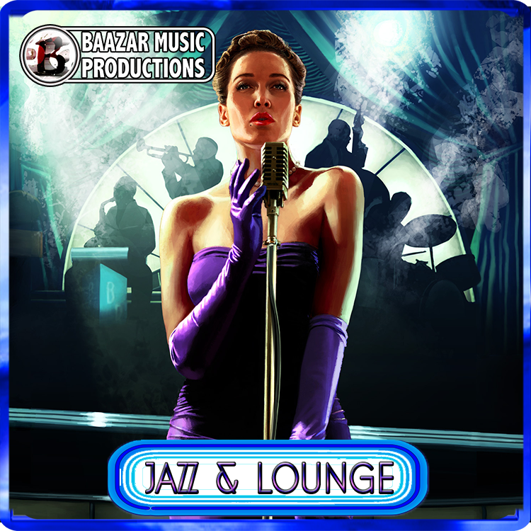 Blue Light District - Jazz & Lounge