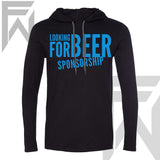 Beer Sponsorship Black Pull Over (M)
