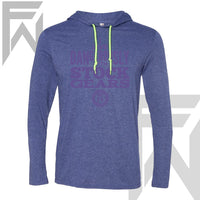 Stock Gears Blue Pull Over (M)