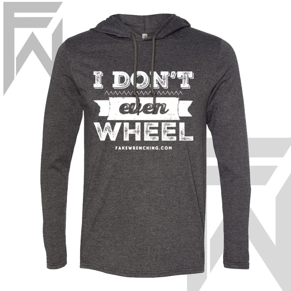 I don't even wheel Grey Pull Over ( M)