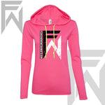 Fw Light Weight Ladies Pull Over