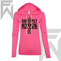 Stock Gears Pink Pull Over (W)