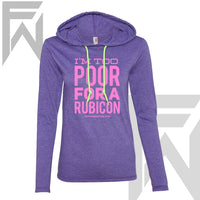 Rubicon Heather Pull Over ( L)