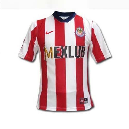 super popular d6b0d e7266 1997 Chivas Home Retro Jersey