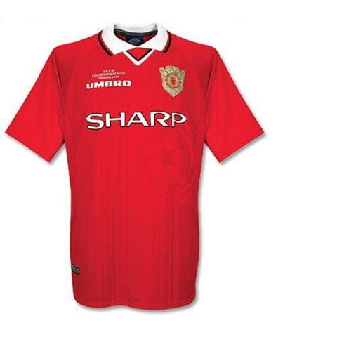1999 Manchester United Home Jersey