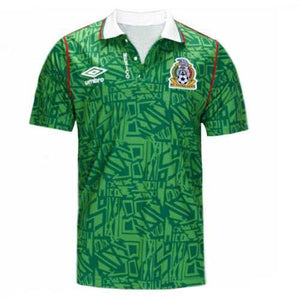 1994 Mexico World Cup Home Retro Jersey