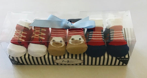 Maison Chic Sock Set Max the Puppy